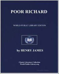 Poor Richard by James, Henry