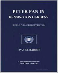 Peter Pan in Kensington Gardenspeter Pan... by Barrie, James Matthew