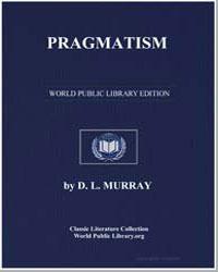 Pragmatism by Murray, D. L.