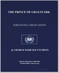 The Prince of Graustark by Mccutcheon, George Barr