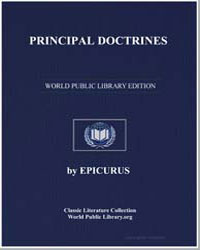 Principal Doctrines by Hicks, Robert Drew