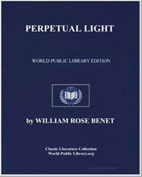 Perpetual Light by Benét, William Rose