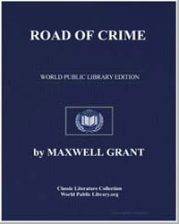 Road of Crime by Grant, Maxwell