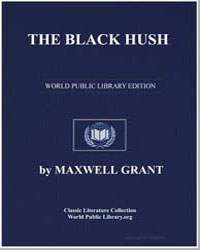 The Black Hush by Grant, Maxwell