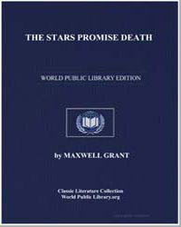 The Stars Promise Death by Grant, Maxwell