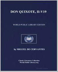 Don Quixote, Iiv19, Illustrated by De Cervantes, Miguel