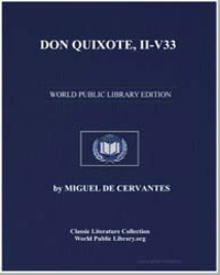 Don Quixote, Iiv33, Illustrated by De Cervantes, Miguel