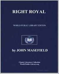 Right Royal by Masefield, John