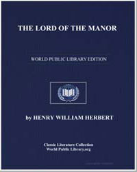 The Lord of the Manor; Or, Rose Castleto... by Herbert, Henry William