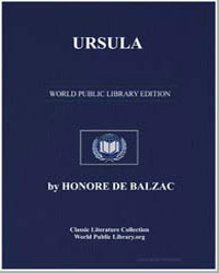 Ursula by De Balzac, Honore