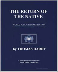 The Return of the Native by Hardy, Thomas