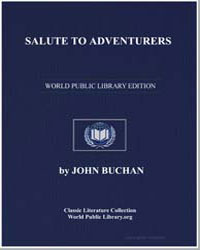 Salute to Adventurers by Buchan, John