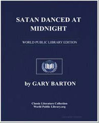 Satan Danced at Midnight by Barton, Gary