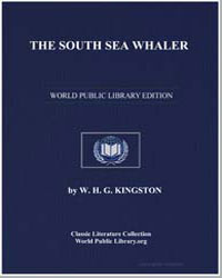 The South Sea Whaler by Kingston, William Henry Giles