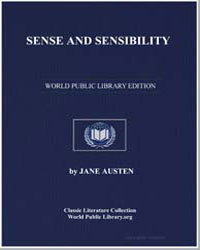 The Sense and Sensibility by Austen, Jane