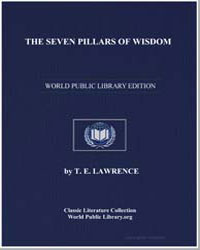 The Seven Pillars of Wisdom by Lawrence, T. E.