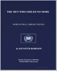 The Men Who Smiled No More by Robeson, Kenneth