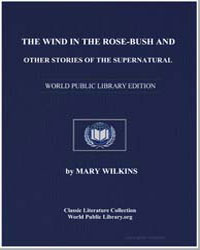 The Wind in the Rosebush and Other Stori... by Wilkins, Mary
