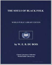 The Souls of Black Folk by Du Bois, William Edward Burghardt