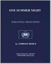 One Summer Night by Bierce, Ambrose