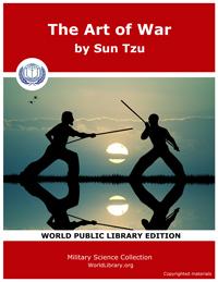 The Art of War by Tzu, Sun