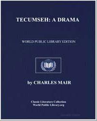 Tecumseh : A Drama by Mair, Charles