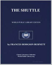 The Shuttle by Burnett, Frances Hodgson
