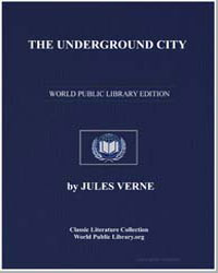 The Underground City by Verne, Jules