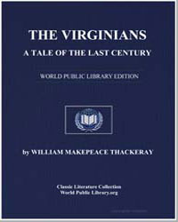 The Virginians. A Tale of the Last Centu... by Thackeray, William Makepeace
