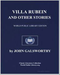 Villa Rubein and Other Stories by Galsworthy, John