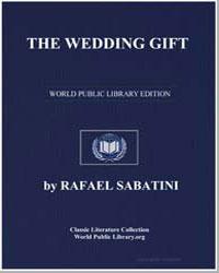 The Wedding Gift by Sabatini, Rafael