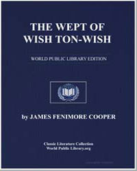 The Wept of Wish Tonwish by Cooper, James Fenimore