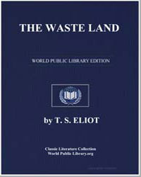 The Waste Land by Eliot, T. S.