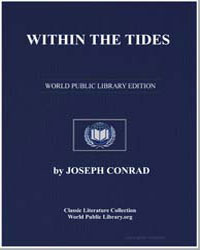 Within the Tides by Conrad, Joseph