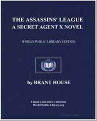 A Secret Agent X : The Assassins' League by House, Brant