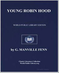 Young Robin Hood by Fenn, George Manville