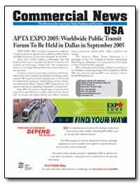Apta Expo 2005 : Worldwide Public Transi... by