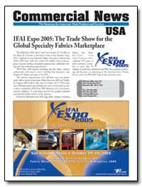 Ifai Expo 2005 : The Trade Show for the ... by