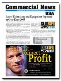 Latest Technology and Equipment Expected... by Medert, Kurt