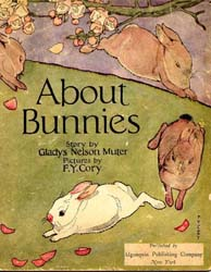 About Bunnies by Muter, Gladys Nelson