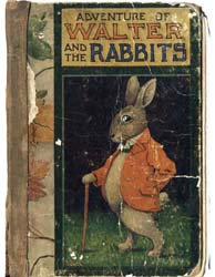 The Adventure of Walter and the Rabbit by Goldsmith, Milton