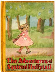 The Adventures of Squirrel Fluffytail by Mckenna, Dolores
