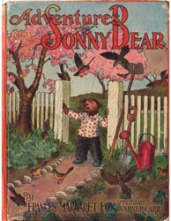 Adventures of Sonny Bear by Fox, Frances Margaret