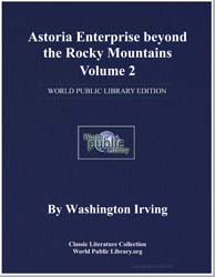 Astoria Enterprise Beyond the Rocky Moun... by Irving, Washington