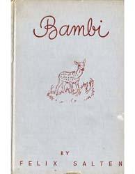 Bambi by Salten, Felix