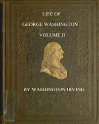 Life of George Washington by Irving, Washington