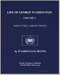 Life of George Washington by Irving, Washington