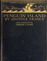 Penguin Island by France, Anatole