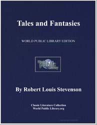 Tales and Fantasies by Stevenson, Robert Louis