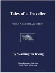 Tales of a Traveller by Irving, Washington